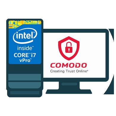 Comodo AMT SSL-Certificate
